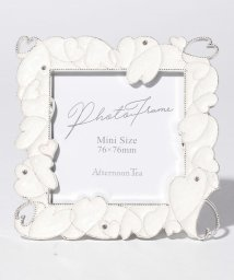 Afternoon Tea LIVING/ハートデザインミニフォトフレーム/501164640