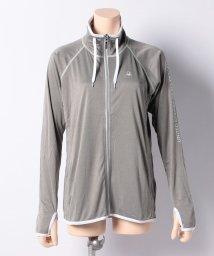 VacaSta Swimwear/【BENETTON】スタンドネックUVラッシュガードポケット付/501164980