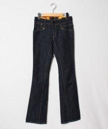 BLUEWAY/テープ付きバックポケット ブーツカットジーンズ/501166861