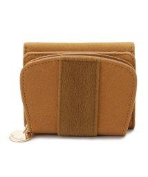 SHOO・LA・RUE DRESKIP/スエード風三つ折り財布/501181230