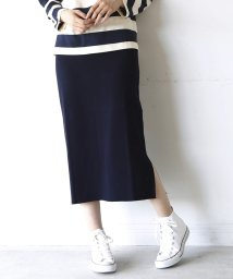 coen/【WEB限定・大人気復刻】ミラノリブタイトスカート/501181529