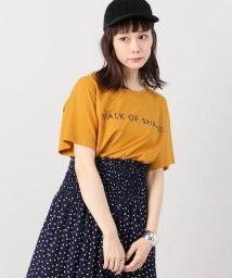 Spick & Span/【WALK OF SHAME】WOS ロゴTシャツ/501181582