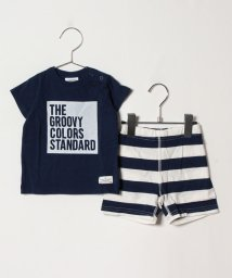COMECHATTO&CLOSET/【GROOVY COLORS】テンジク STANDARD BABY SET B/501165943