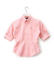 Polo Ralph Lauren/ポロラルフローレン(レディース) シャツ 半袖/501174231