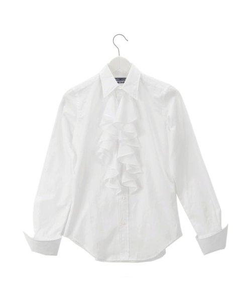 Polo Ralph Lauren(ポロラルフローレン)/ポロラルフローレン(レディース) シャツ 長袖/WMBLWOVS2C00461