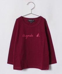 agnes b. ENFANT/S137 E TS  Tシャツ/501174827
