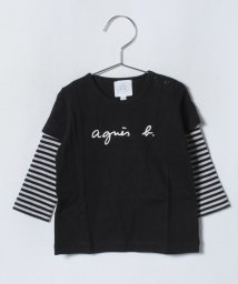 agnes b. ENFANT/S137 L TS  Tシャツ/501174850