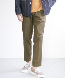 URBAN RESEARCH/LIGHT TWILL ANKLE TROUSER/501183602