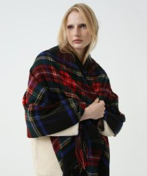 URBAN RESEARCH ROSSO/Johnstons CASHMERE TARTAN STOLE/501183643