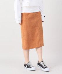 Spick & Span/フェイクスエードスカート/501183667