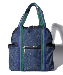 LeSportsac/DOUBLE TROUBLE BACKPACK ムーンライトツイード/LS0020711