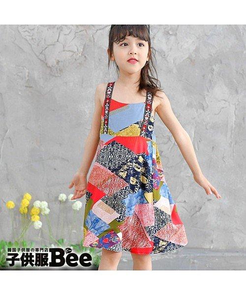 子供服Bee(子供服Bee)/キャミワンピース/shh01495s242