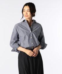 NOLLEY'S/ダンプボリュームロングシャツ/501175573