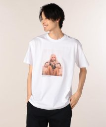 GLOSTER/【別注】【GEORGE BARRIS×GLOSTER】マリリン・モンローフォトTシャツ/501175620