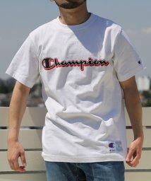 coen/Champion(チャンピオン)アクションスタイルロゴプリントTシャツ(C3-N303)/501176064