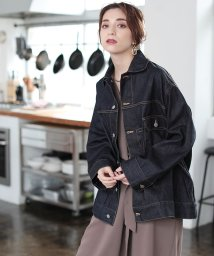 beautiful people/selvage denim bigblouson/501176620