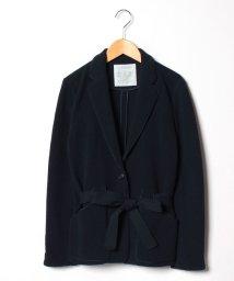 NEMIKAoriginal/リボンベルト付きジャケット/501180653