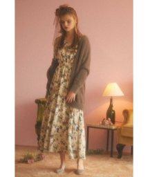 PROPORTION BODY DRESSING/《EDIT COLOGNE》レトロシャーリングワンピース/501181823