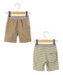 SHIPS KIDS/SHIPS KIDS:バック ボーダー ショーツ(80~90cm)/501183866