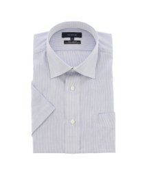 TAKA-Q/形態安定レギュラーフィットワイドカラー半袖ビジネスドレスシャツ/501184455