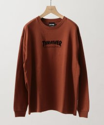 BEAUTY&YOUTH UNITED ARROWS/【別注】 <THRASHER> LONG SLEEVE TEE/Tシャツ<br>/501185317
