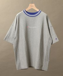 BEAUTY&YOUTH UNITED ARROWS/【別注】 <CHAMPION(チャンピオン)> REVERSE WEAVE LINE TEE/Tシャツ<br>/501185321