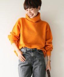 Spick & Span/≪予約≫カシミヤウール タートルプルオーバー◆/501185763