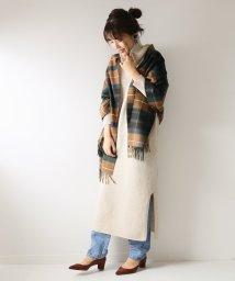 Spick & Span/≪予約≫カシミヤウール ワンピース◆/501185764
