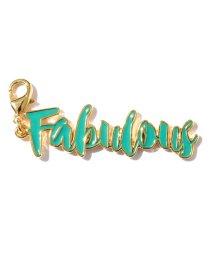 Samantha Vega/カスタムチャーム Fabulous/501187600