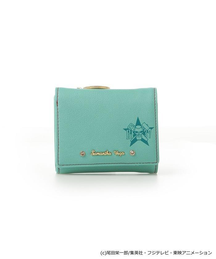 ワンピースコラボ財布(フランキー)