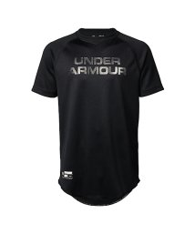 UNDER ARMOUR/アンダーアーマー/キッズ/18F UA SOLID BB SHIRT/501191756