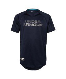 UNDER ARMOUR/アンダーアーマー/キッズ/18F UA SOLID BB SHIRT/501191758