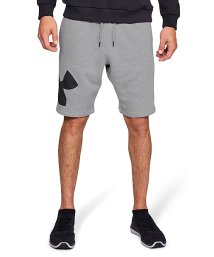 UNDER ARMOUR/アンダーアーマー/メンズ/UA RIVAL FLEECE LOGO SWEATSHORT/501191826