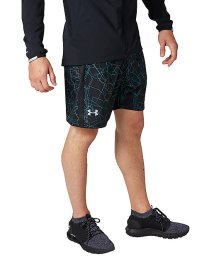 UNDER ARMOUR/アンダーアーマー/メンズ/UA STRETCH WOVEN SPEEDPOCKET PRINTED 7INCH SHORT/501191871