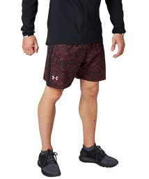 UNDER ARMOUR/アンダーアーマー/メンズ/UA STRETCH WOVEN SPEEDPOCKET PRINTED 7INCH SHORT/501191873