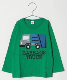 CHEEK ROOM/収集車ロングTシャツ/501174784