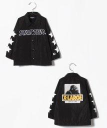XLARGE KIDS/XLK×STARTER コーチジャケット/501179016