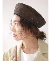 Ungrid/チェックベレー帽/501181925