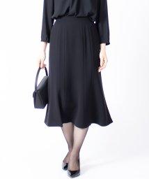 LAPINE FORMAL/【オールシーズン・喪服・礼服・フォーマル用】フレアースカート/501170771