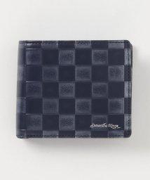 KINGZ by Samantha Thavasa/市松模様柄 バイカラー 折財布/501189755