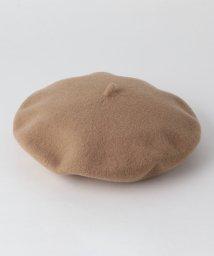 BEAUTY&YOUTH UNITED ARROWS/<ELOSEQUI>ARENA CAMEL ベレー帽/501193748