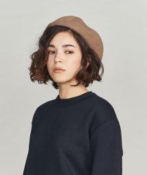 BEAUTY&YOUTH UNITED ARROWS/BY シンプルフラットベレー帽/501193998
