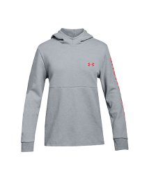 UNDER ARMOUR/アンダーアーマー/キッズ/18F UA DOUBLE KNIT HOODY/501194055
