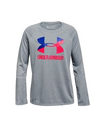UNDER ARMOUR/アンダーアーマー/キッズ/18F UA BIG LOGO LONG SLEEVE/501194064