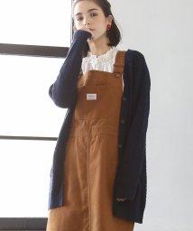 coen/【先行販売】リサイクルコットンリンクスカーディガン/501194144