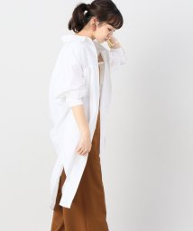Spick & Span/【SECULAR】DROP SHOULDER SHIRT DRESS/501194216