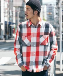 URBAN RESEARCH Sonny Label/Lee 別注 ヘビーネルシャツ/501194286
