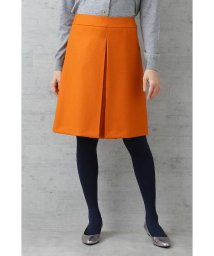 NATURAL BEAUTY BASIC/ボタニサージボックスプリーツスカート/501136125
