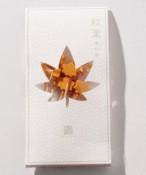 Afternoon Tea LIVING/もみじモチーフピック/501171909