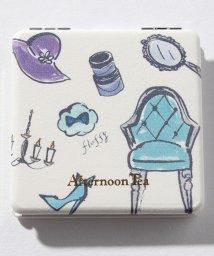 Afternoon Tea LIVING/フェミニンモチーフミニミラー/501171926